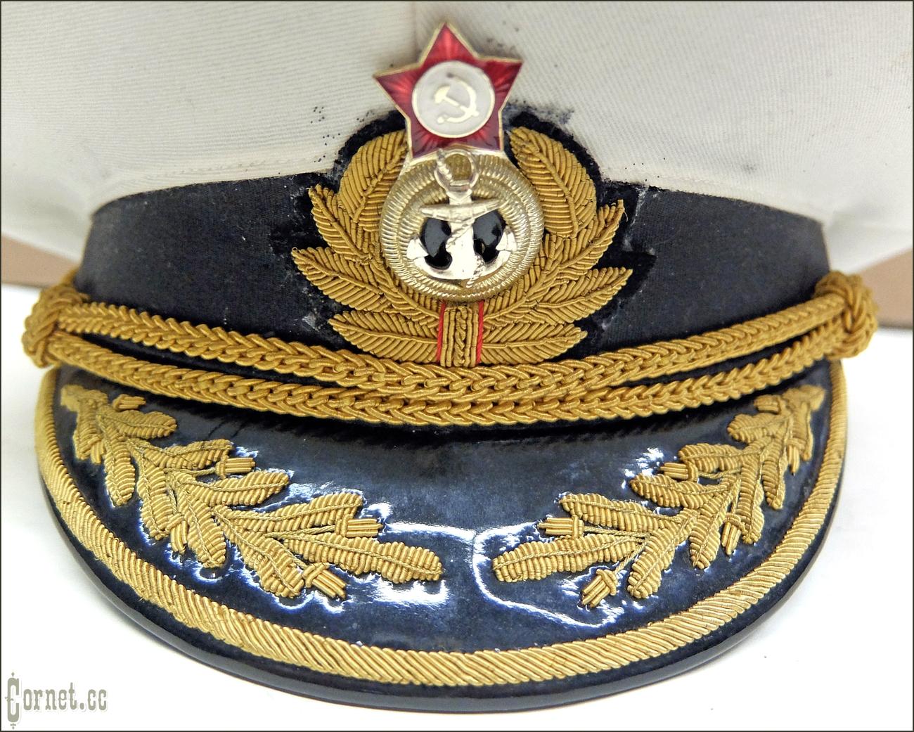 адмиральские фуражки ссср фото