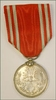Japan. The medal of the society of the Red Cross