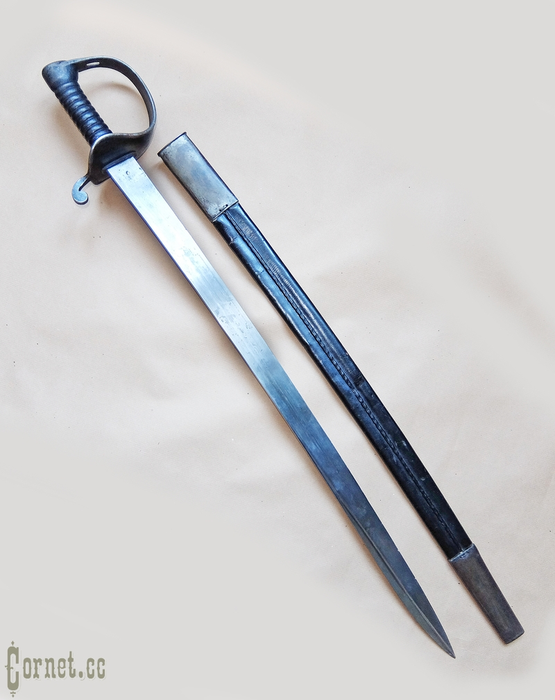 Broadsword boarding sailor's of 1856years.