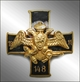 Badge of the 148th Caspian Infantry Regiment