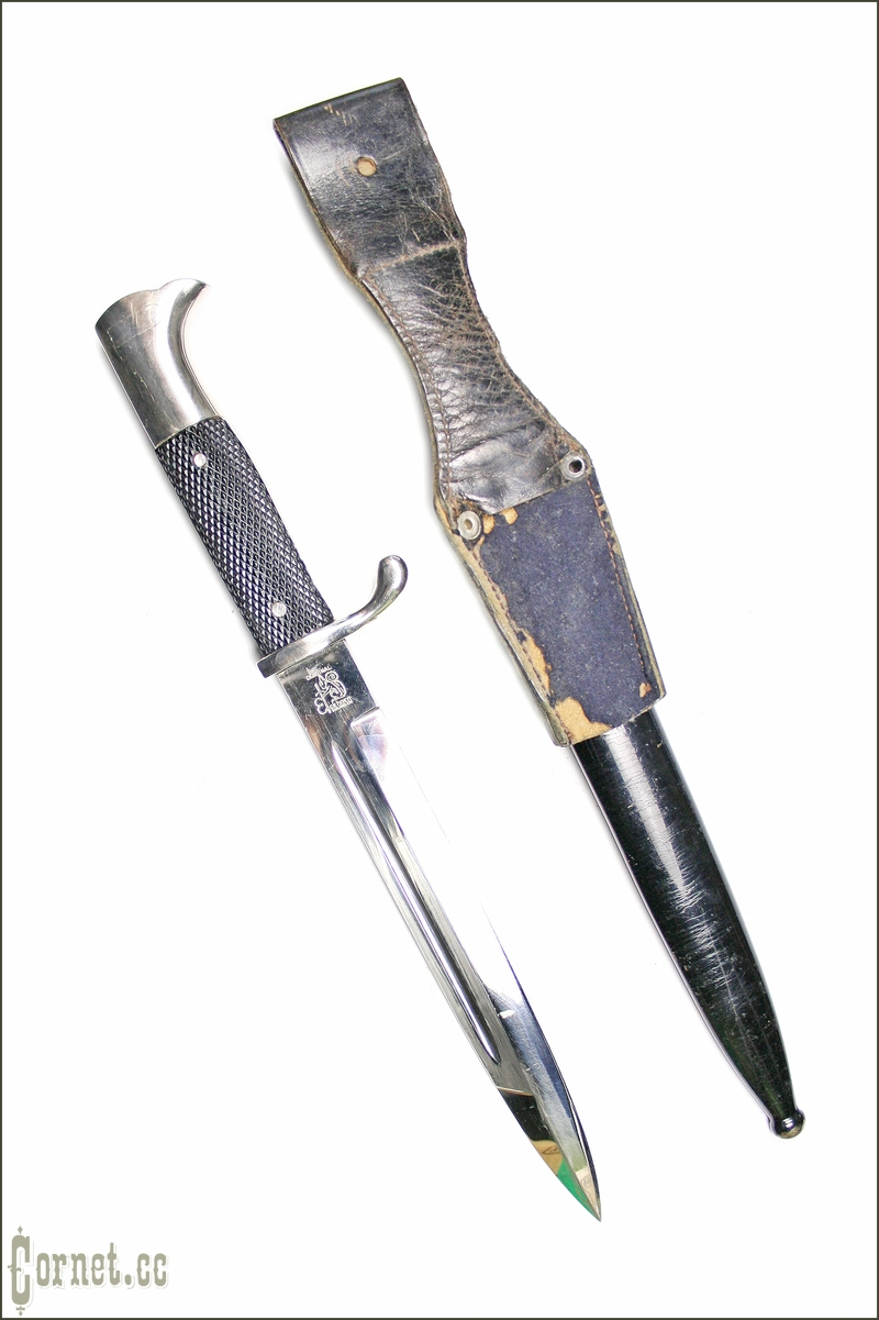 German parade Bayonet