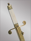 Marine Officer 's dagger of 1803