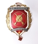 "Badge ""In memory from Red Army"""