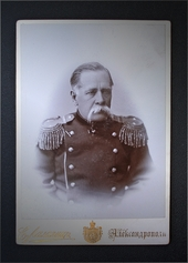 Photograph  of the lieutenant colonel