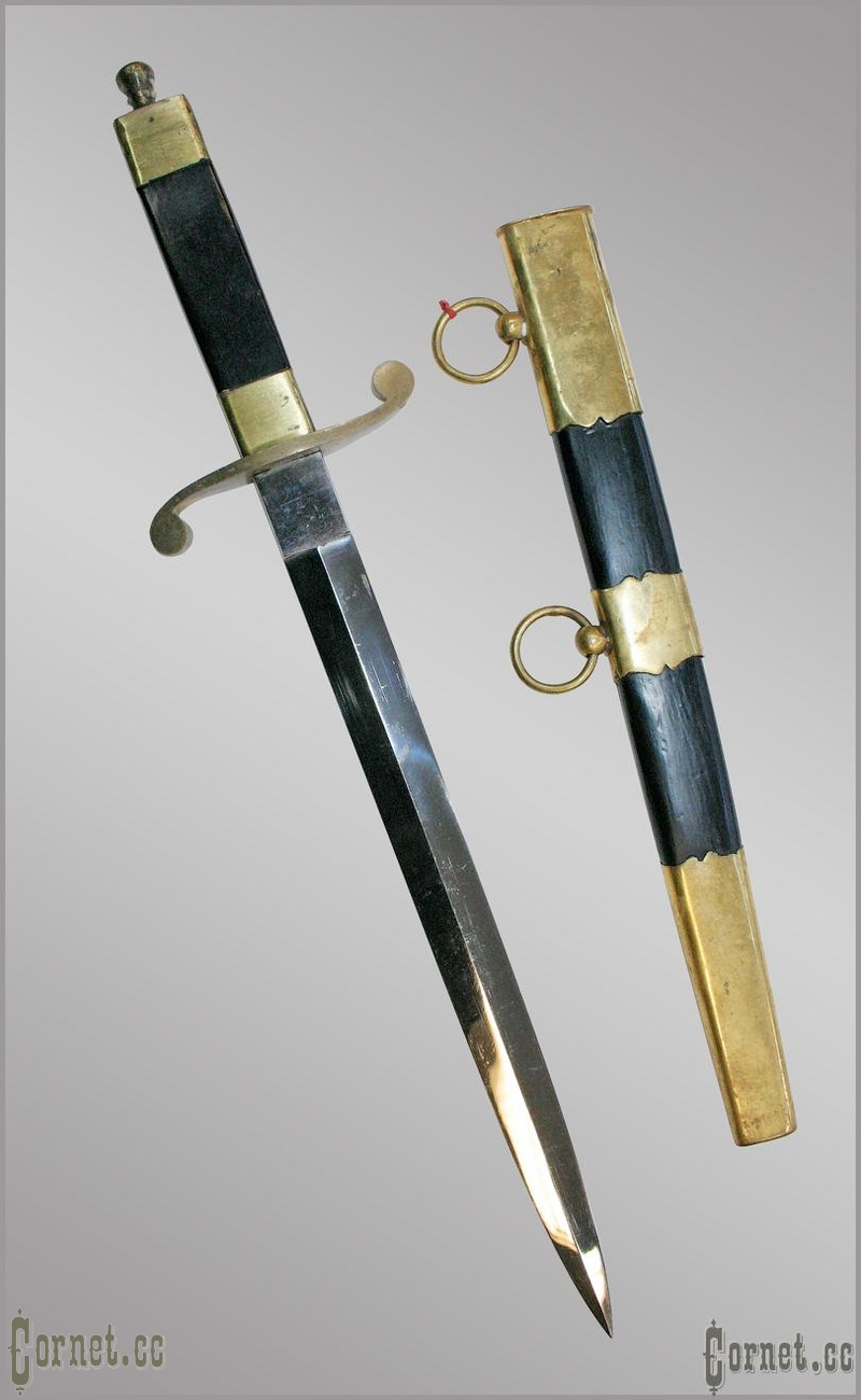 Russian officer Dagger