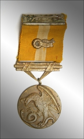 "Slovakia. Medal ""For Bravery"" of the 3rd degree."