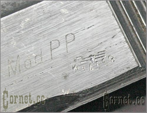 Walther PP детали
