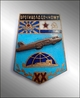 Badge XX of years to the Anti-submarine aviation regiment