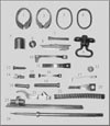 Parts for Mosin rifle