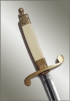 Navi officer dagger of Russian Empire